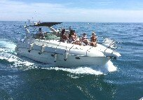 Boat for parties  Sessa Oyster 34